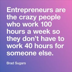 Quote by Brad Sugars  #bradsugars #mentoring #coaching #entrepreneurship #quotes