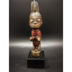 Hoy os traigo una muestra de arte etnico que a mi tanto me gusta, espero que a vosotros tambien https://www.entredosantiguedades.com/es/objetos/546-figura-ibeji.html