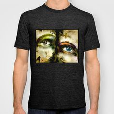 2Eyes2Faces by carographic T-shirt