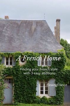 FleaingFrance.....Finding your French style.
