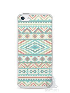 Capa Iphone 5C Étnica #8 - SmartCases - Acessórios para celulares e tablets :)