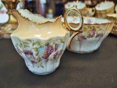 """I colori """"Ladurèe"""" nelle porcellane antiche - Paperblog"""