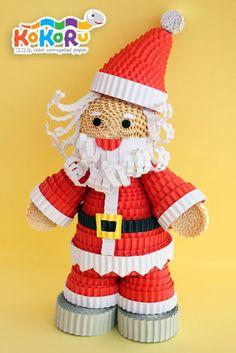 Santa Claus  #kokoru #chrismas