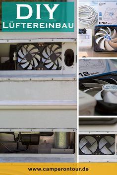 Hoch Decken Klinge Wohnwagen Tragbarer Ventilator 3 12v Qualität Batterie