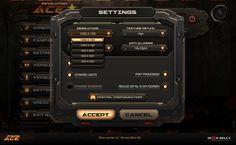 UI | Revolution Ace on Behance
