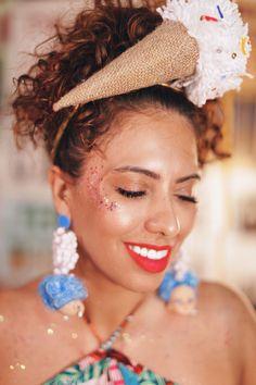Mais inspirações de fantasia para blocos de carnaval - Carla Lemos do Modices