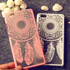 Classic Covers Cases For Huawei Ascend P8 Lite P8 Mini ALE_L21 ale l21 5 inch Cases Plumage Retro Women Plastic Protective cover