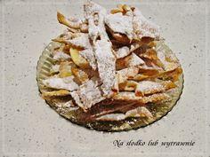 Na słodko lub wytrawnie: Faworki pieczone w piekarniku