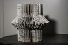 Book folding Art CityAperture