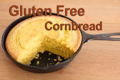 Cornbread - It's Gluten Free Moist & Delicious - by Rockin Robin