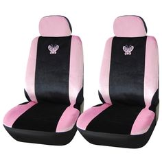 Furnistar 4-Piece Velvet Car Vehicle Protective Seat Covers