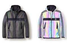 5237670ad Adidas Xeno Windbreaker Jacket (Multicolour Black) ( 115) ❤ liked ...