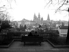 Santiago de Compostela- La Catedral- Santiago, España