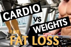 Exerscribe.TV Presents - CARDIO OR WEIGHT TRAINING FOR FAT LOSS? http://exerscribe.com/blog/cardio-vs-weights/