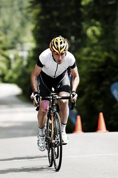 Ryan Anderson- 2nd Place at the 2013 Canadian National Road Cycling Championships