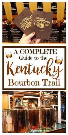 Hit the Bourbon Trail in Kentucky and go Bourbon Tasting! - California Globetrotter Foodie travel A COMPLETE Guide to the Kentucky Bourbon Trail Florida Keys, London Travel Guide, Hamburg Guide, Kentucky Vacation, Bourbon Whiskey, Whisky, Bourbon Drinks, Scotch Whiskey, Whiskey Trail