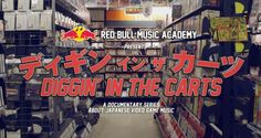 Diggin' in the Carts - Get your 8-bit groove on with the originators of video game soundtracks in RBMA's new web series.