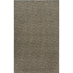 Mercury Row Brown Indoor/Outdoor Area Rug Rug Size: 2' x 3'