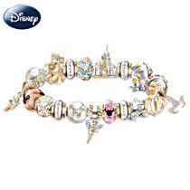 f92739b32 Shop Disney Gifts & Collectables - The Bradford Exchange Pandora Beads, Pandora  Bracelet Charms,