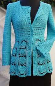 Resultado de imagen para sweater de crochet juvenil