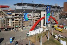 DBM Architects   Elis Park Stadium Upgrade 2010, New Doornfontein, Johannesburg South Africa, Architects, Fair Grounds, Park, Fun, Travel, Fin Fun, Trips, Building Homes