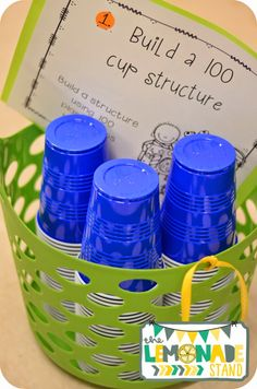 The Lemonade Stand: A Peek at My Week and 100th Day of School!!!