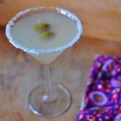 Chuy's New Mexican Martini recipe