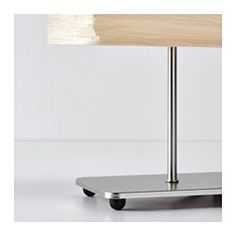 STRANNE LED table lamp IKEA chuck it here board