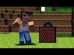 Harlem Shake v. Minecraft by CaptainSparklez; Oh goodness! xD This is amazing!