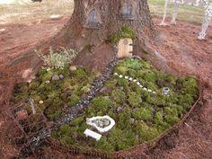 a Fairy Garden  :)