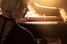 Creative portraits with pianist Heidi Wall — shayne gray | photography