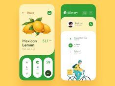 Design Android, App Ui Design, Interface Design, Flat Design, Best App Design, Site Design, User Interface, Wireframe Mobile, Mobile App Ui
