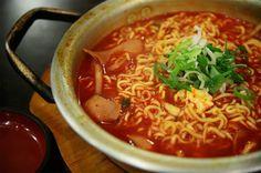 라면 Korean Food