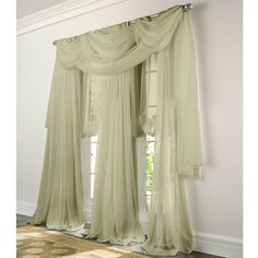 Maybe go with light colored curtains
