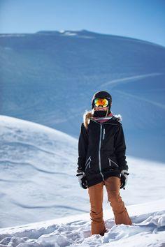 Powder Mountain Cat Skiing  www.TheGearGal.com