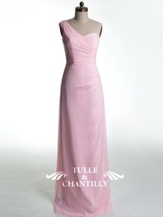 http://www.tulleandchantilly.com/slim-oneshoulder-light-pink-bridesmaid-dress-p-224.html