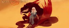 Imagine 'Game Of Thrones' As A Disney Movie