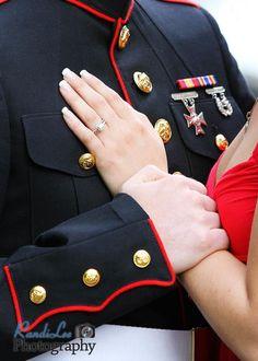 Caitlin Bernier and Mason Bernardini  Engagement pictures 2014