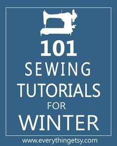 Free Sewing Patterns - 101 Sewing Tutorials for Winter - Some of these are very clever. I like the emergency sewing kit! Fabric Crafts, Sewing Crafts, Sewing Projects, Techniques Couture, Sewing Techniques, Sewing Hacks, Sewing Tutorials, Sewing Tips, Sewing Ideas