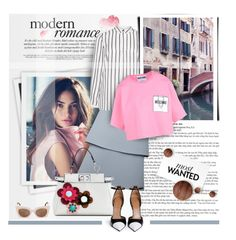 """""""New romance"""" by edita1 ❤ liked on Polyvore featuring GALA, Jacquemus, Jette, Moschino, Fendi and Givenchy"""