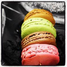 Macarons - Paris - France