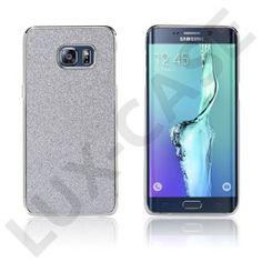 Holt Glitter Skal till Samsung Galaxy S6 Edge Plus - Silver Ladies Day b5130b33f40b9