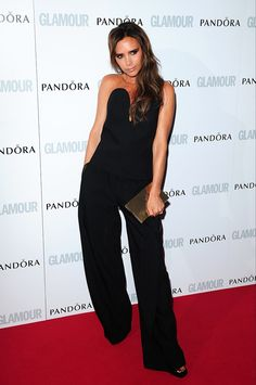 Glamour Awards: Red Carpet Arrivals At The Women Of The Year Awards 2013 #Victoria #Beckham