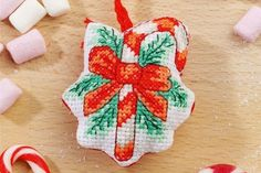 Free Christmas Cross Stitch Patterns for Beginners