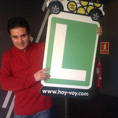 RAFAEL GATTI!!! #newdriver #hoyvoy #autoescuela #barcelona