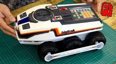 Hack your old Big Trak with an Arduino!   (via Hackster.io) #thearduinoshop