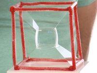 Make a Square Bubble | Experiments | Steve Spangler Science