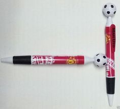 Man United Stationary Pens Official Football Gifts