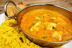 A Chicken Korma Dish for #NationalCurryWeek