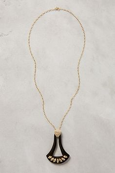 Twickenham Pendant Necklace - anthropologie.com